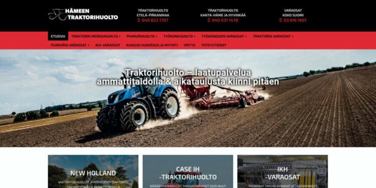 Hämeen Traktorihuolto Oy