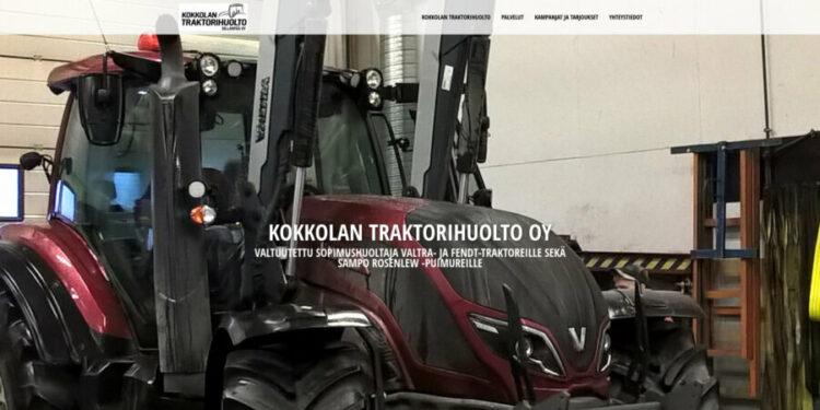 Kokkolan Traktorihuolto Oy